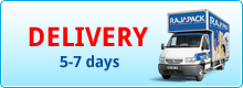 5-7 Day Delivery