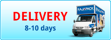 8 -10 Days Delivery