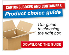 Product choice guide - Cartons, boxes and containers