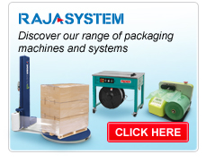 RAJASYSTEM : discover our range of packaging machines and systems