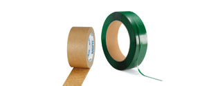 Packaging tape and strapping - eco friendly packaging