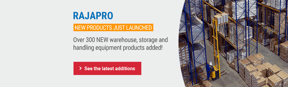 Rajapro - Warehouse, storage and handling equipment