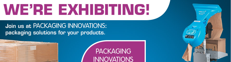 We look forward to meeting you at Packaging Innovations 2017