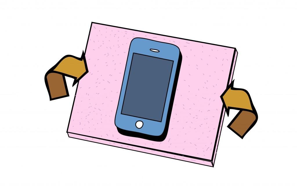 Phone packaging