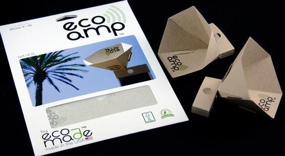 Eco Made Phone Amp