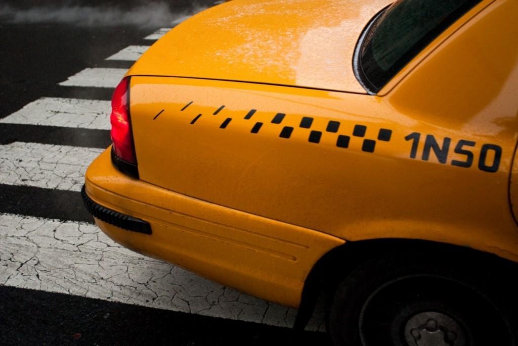 New York Taxi Photo