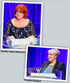 Womens Awards Participants