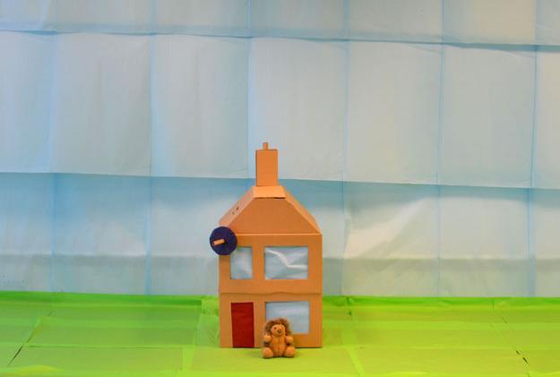 Hedgehog mansion stage 2