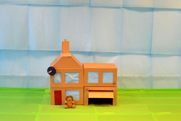 Hedgehog mansion stage 4
