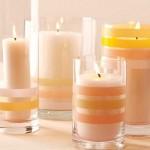Craft candle design