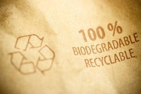Biodegradeable packaging