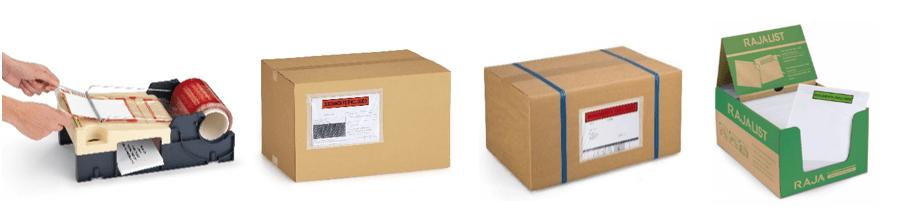 Documents Enclosed Envelope Labels