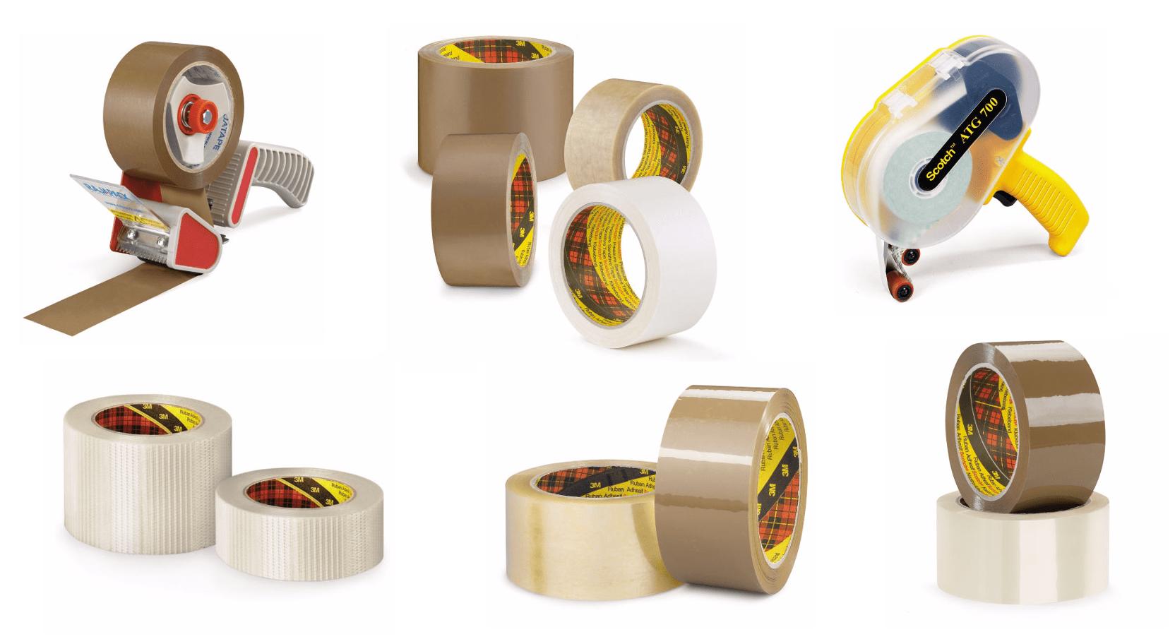 3M™ adhesive tapes - 3M Scotch Tape