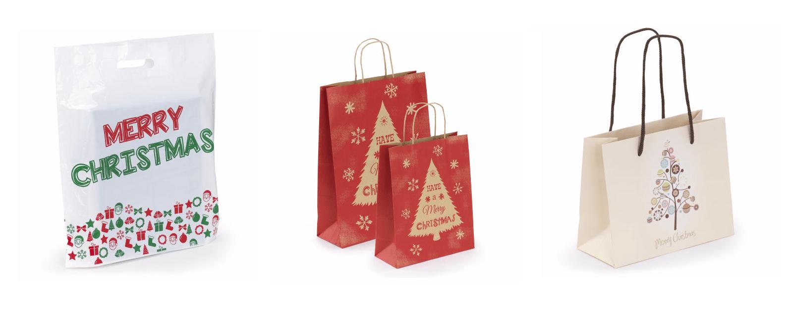 Bulk order Christmas gift bags