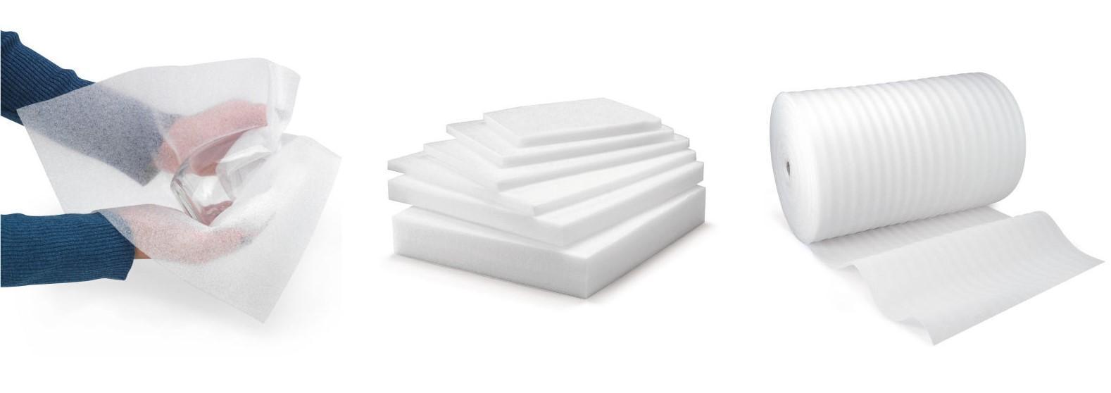Is packaging foam recyclable