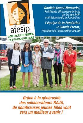 Association pour les Femmes en Situation Précaire (AFESIP)