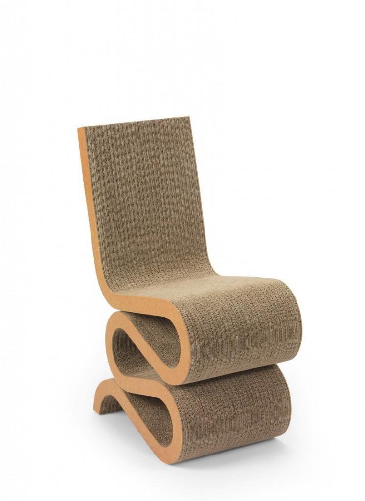 La Wiggle Side Chair