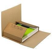 Wrap around book boxes