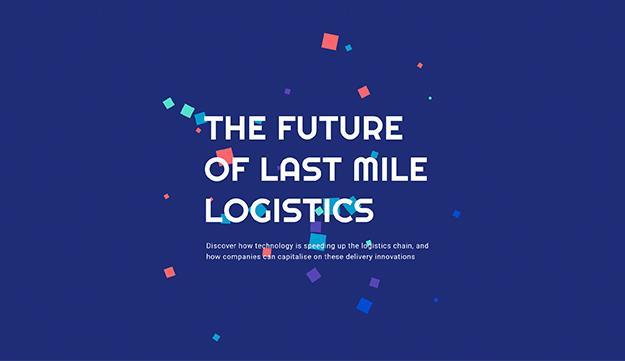 The future of last mile logistics