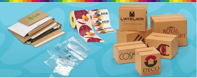 Custom print and bespoke packaging at RAJA