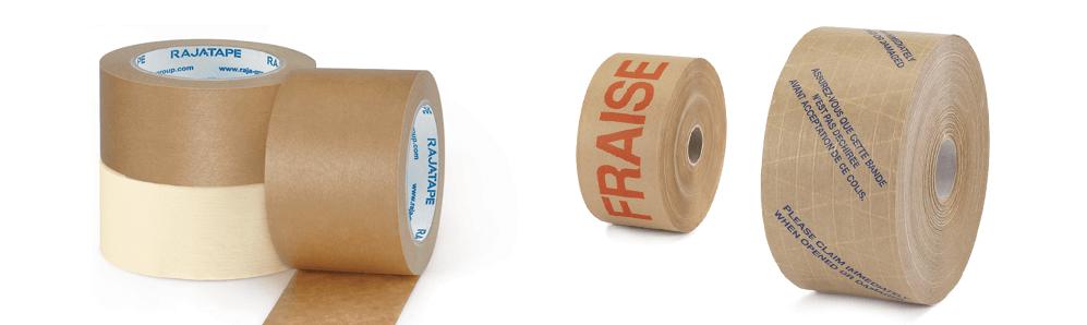 Self-adhesive Paper Tape available at RAJA