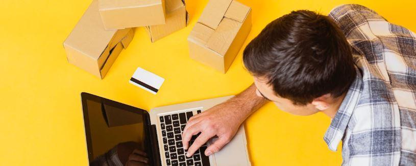 Postal packaging for returns