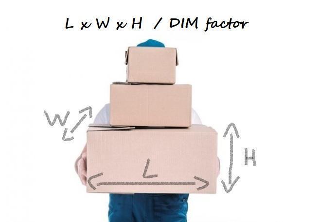 Volumtretic weight formula