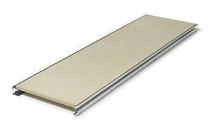 Chipboard shelves for longspan heavy duty warehouse shelving